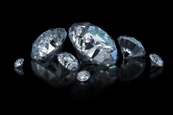 Collection of Diamonds