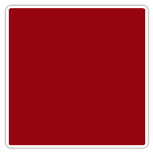 Color blocking Dark red