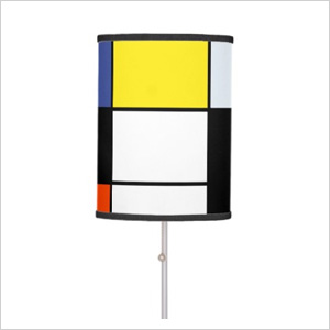 Color blocked home accessories