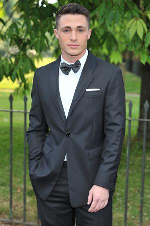 Colton Hanes suit