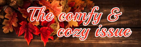 comgy cozy issue