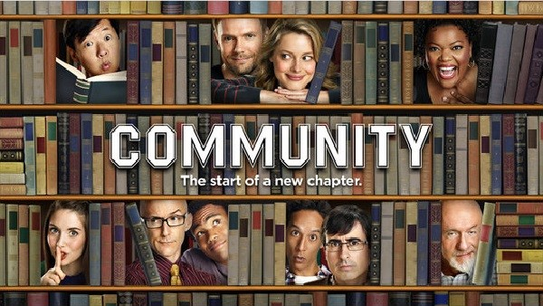 Community key graphic