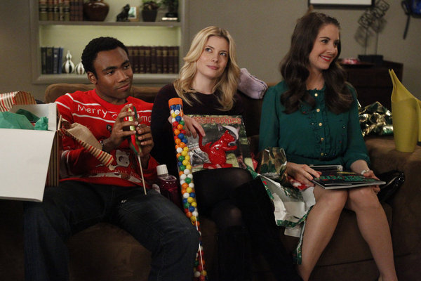 Christmas at Greendale