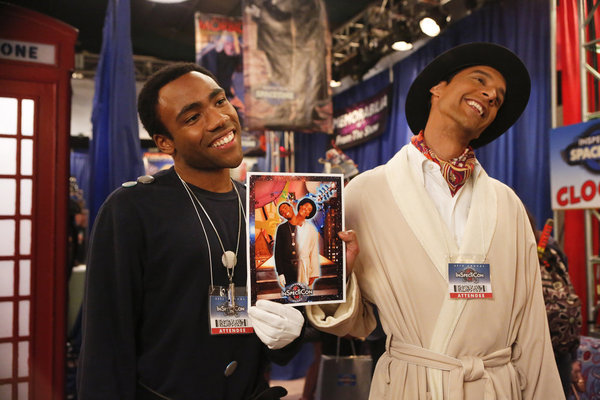 Troy and Abed bonded together forever