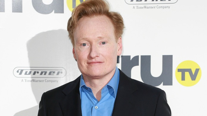 Conan O'Brien hilariously weighs in on