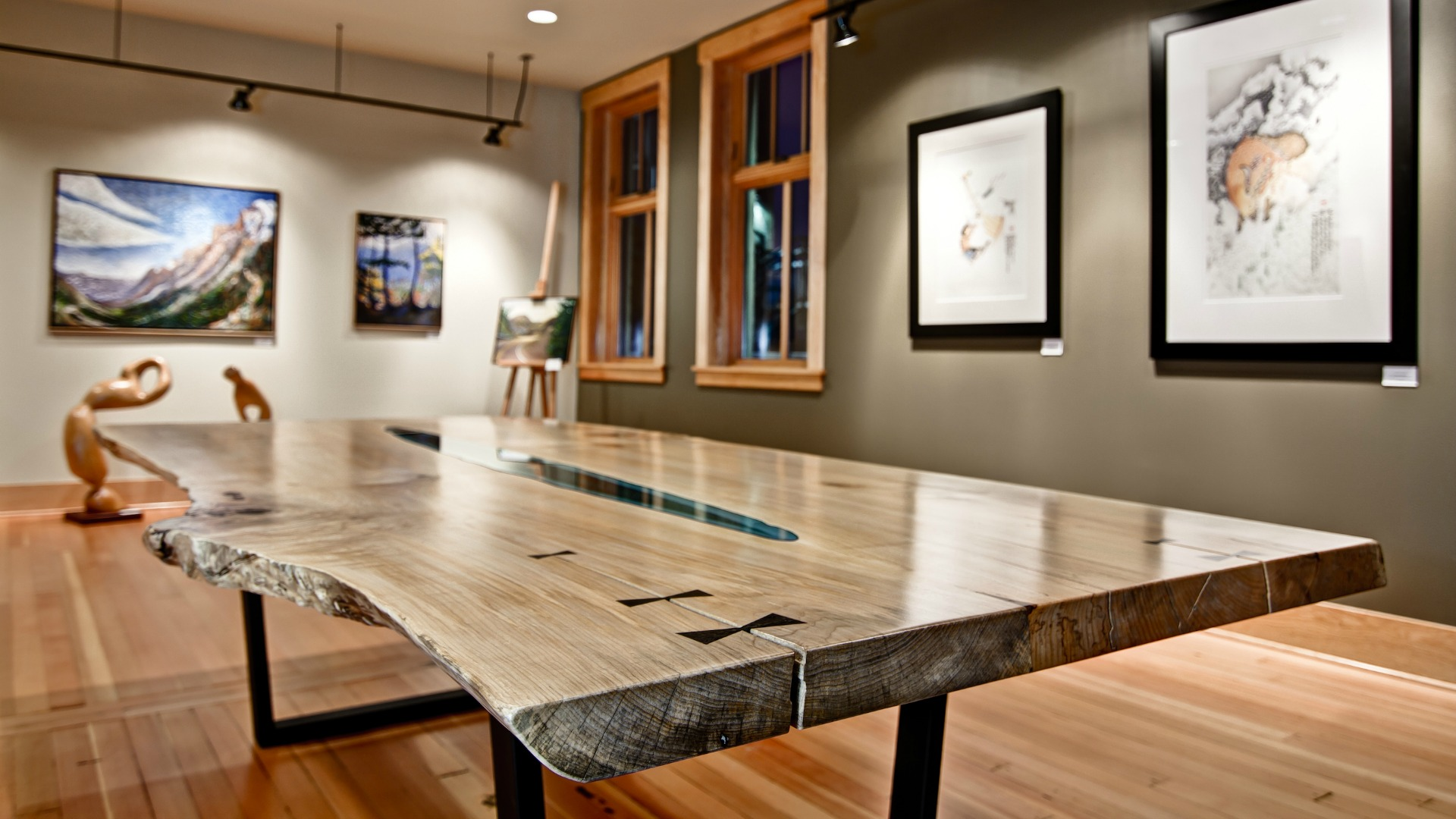 Jansen Conference Table