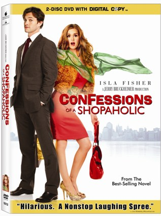 Isla Fisher and Hugh Dancy in Confessions of a Shopaholic