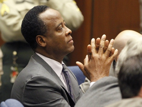 Michael Jackson's former doctor Conrad Murray released from Jail