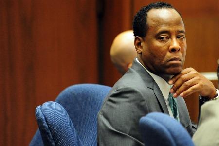Conrad Murray Michael Jackson trial