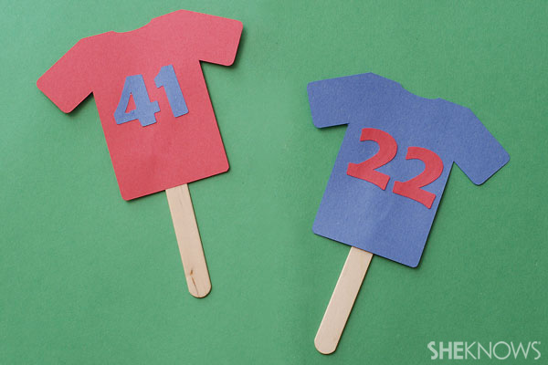 4 Super Bowl Crafts For Kids Sheknows