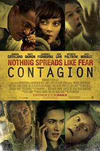 Contagion wins the Sept 9-11 box office