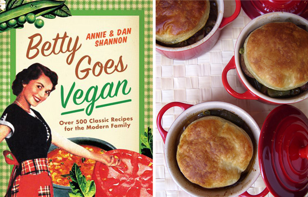 Cookbook Review: Betty Goes Vegan by Annie and Dan Shannon