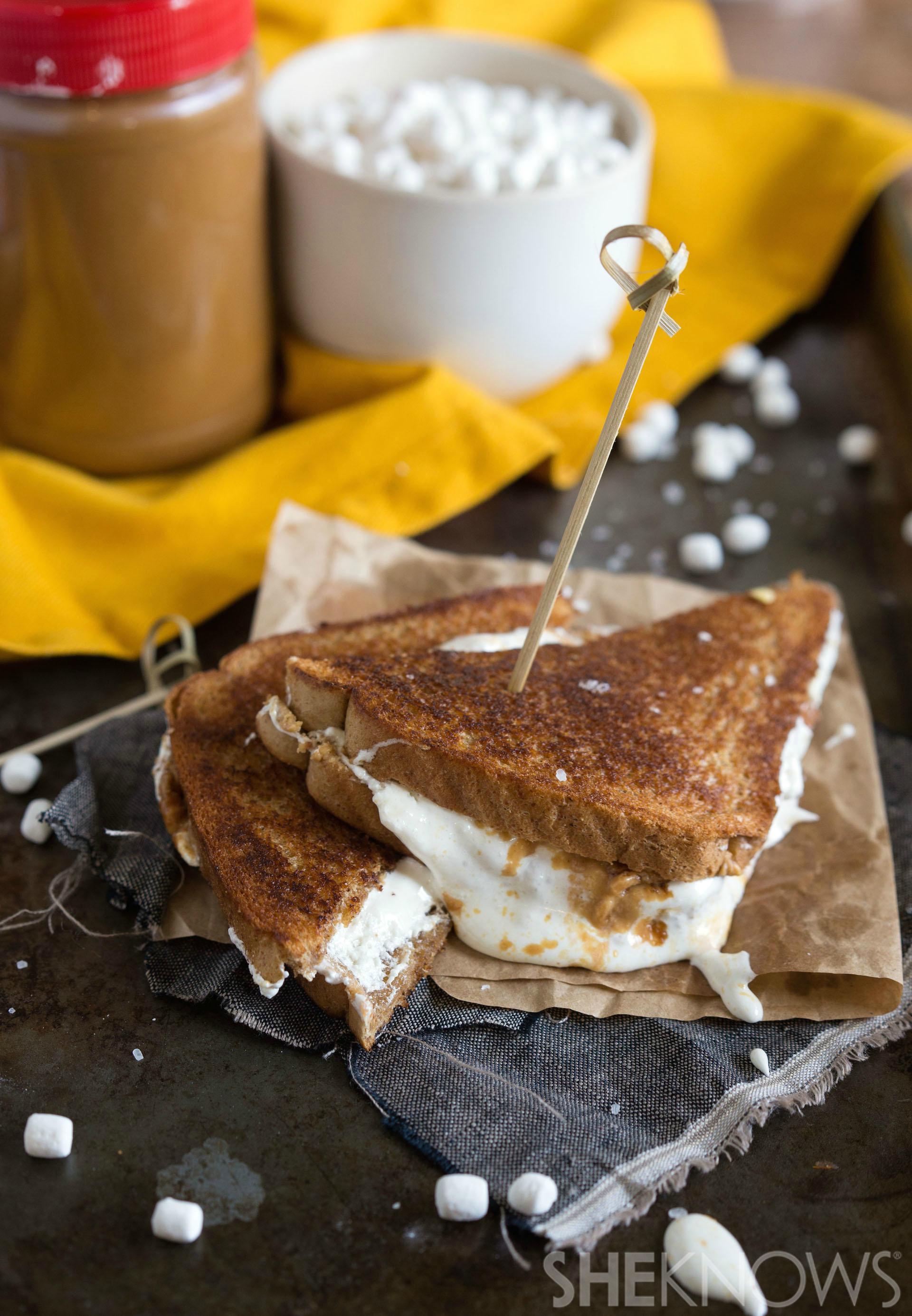 cookie butter sandwich