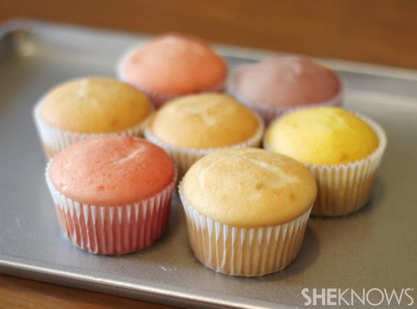 Bake boob cupcakes