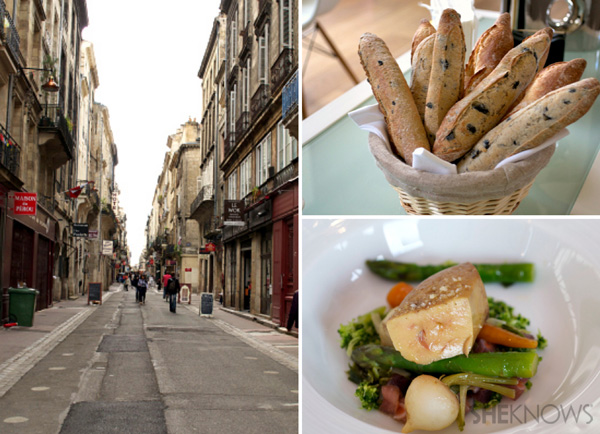 A cooking class is historic Bordeaux