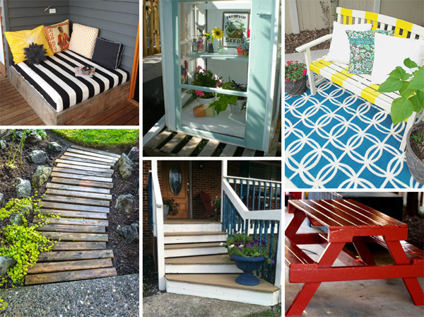 Cool backyard DIY projects from around the web - SheKnows
