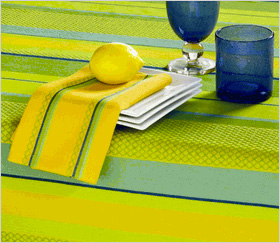 Saleya tablecloth