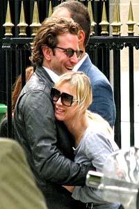 Bradley Cooper and Renee Zellweger break up
