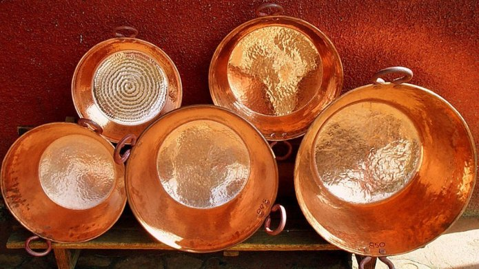 15 Ways to incorporate copper into