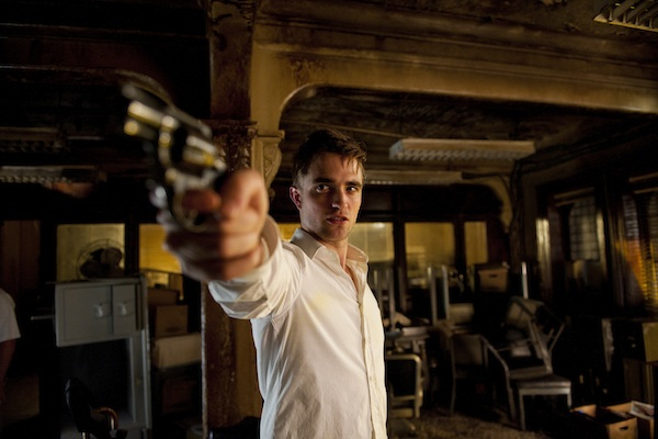 Cosmopolis with Robert Pattinson