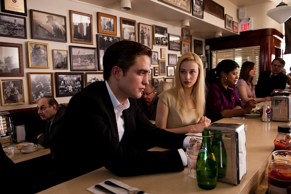 Robert Pattinson stars in Cosmopolis