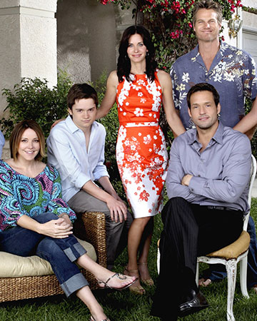 Cougar town cast season one | Sheknows.com