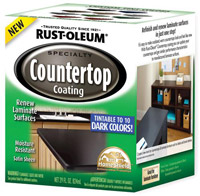 Rustoleum countertop paint