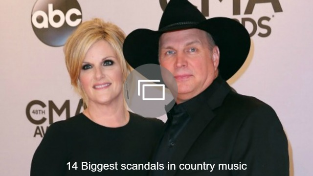 country music scandals slideshow