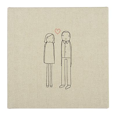 Personalized Couple Art   Sheknows.com