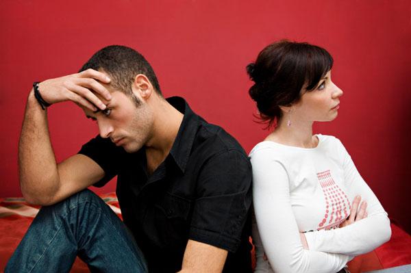 Couple having problems