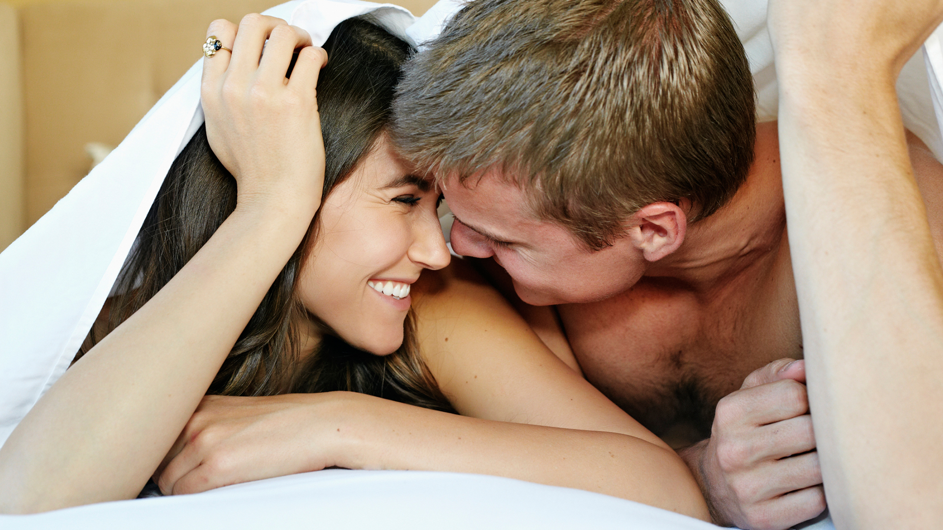 Couple in bed | Sheknows.ca
