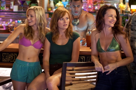 The ladies have it in Couples Retreat, now in theaters