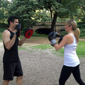 Boxing drill