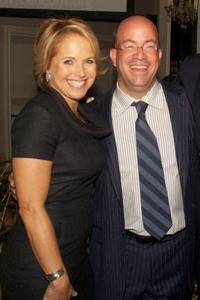 ABC snaps up NBC gold - Katie Couric & Jeff Zucker team up for new talk show