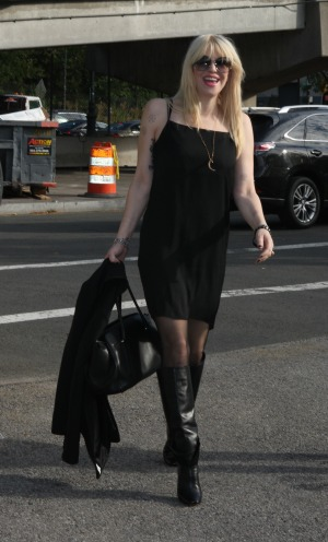 Courtney Love wants a second chance