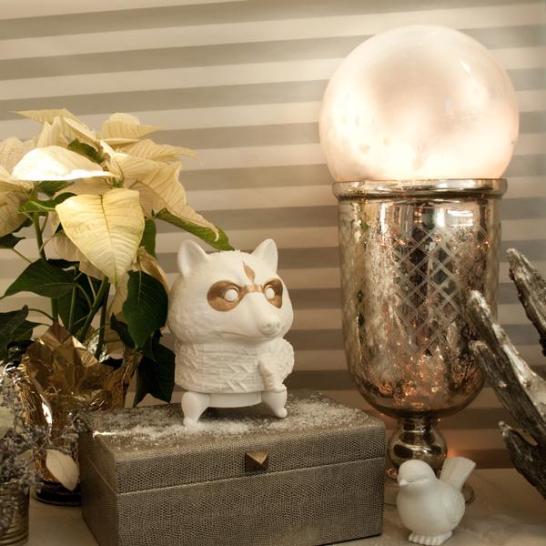 Courtney's Corner: Decorating for Christmas -- Lights, lights & lights