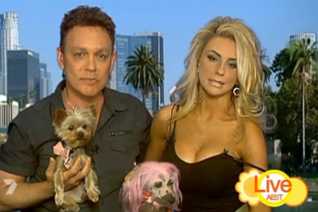 Courtney Stodden and Doug Hutchison planning reality show