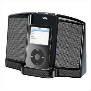 Sound Station Recommendation: Cyber Acoustics 30-Pin iPod Speaker Dock
