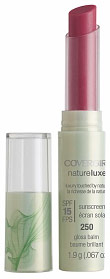 CoverGirl NatureLuxe Gloss Balm in Cabernet ($5.99)