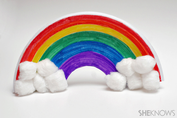 25 Rainbow Crafts For Kids To Brighten Up Any Day Sheknows