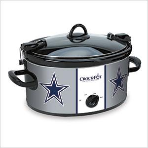 Crock-Pot Customizable NFL Slow Cooker