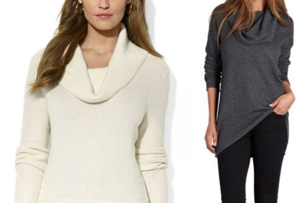 Cowl neck | Sheknows.com