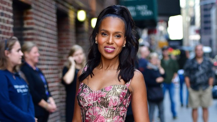 Kerry Washington's New TV Show Will