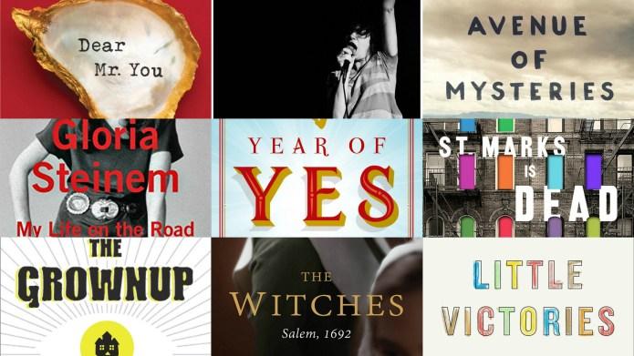 11 Best books released in November