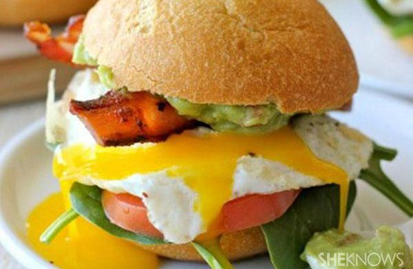 11 Bacon, egg and sausage recipes