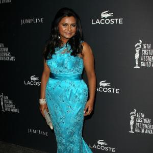 Mindy Kaling is ready for book