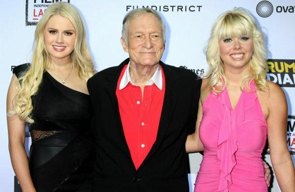 Hugh Hefner blames failed engagement on
