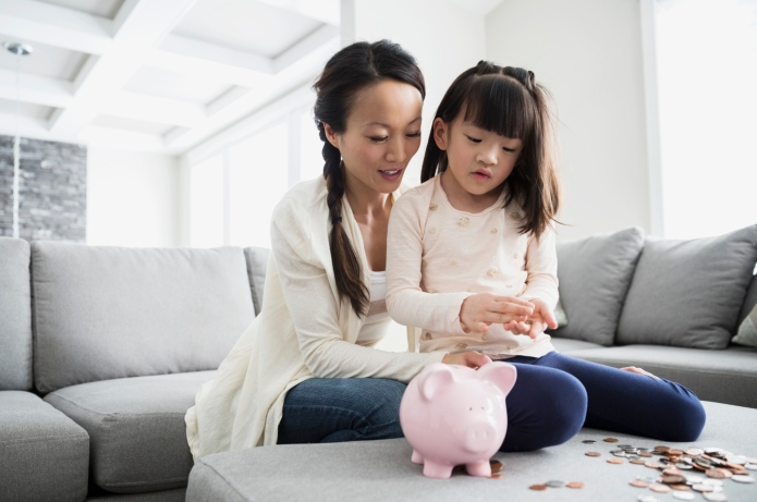 Bank accounts for kids: An easy