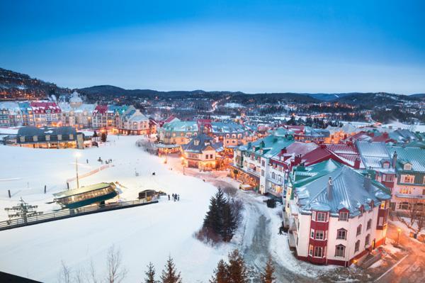 Top 12 ski destinations in the