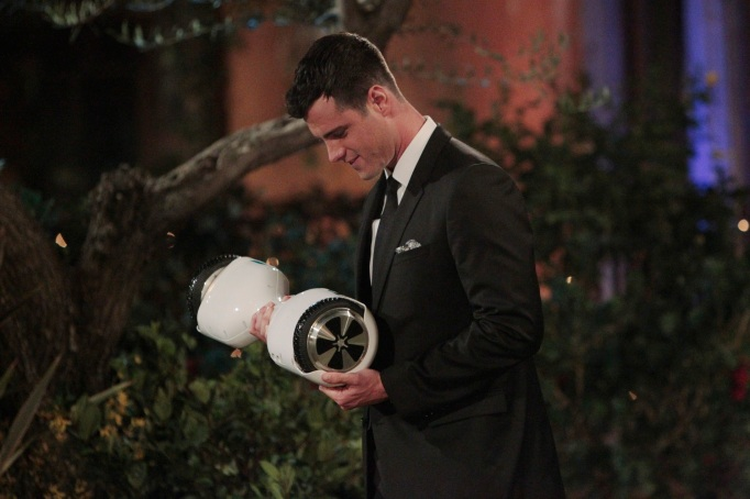 Season 20 Bachelor, Ben Higgins